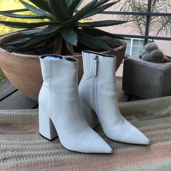 Alias Mae Ahara Boot Size 36 White